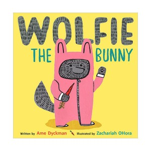 RL 1.8 : Wolfie the Bunny (Hardcover)