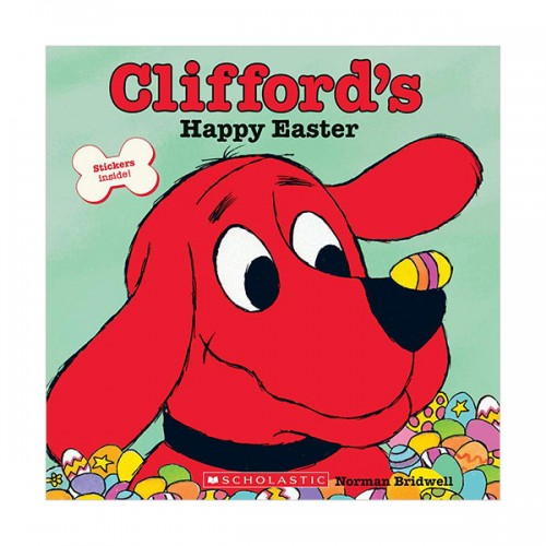 RL 1.9 : Clifford's Happy Easter (Paperback)