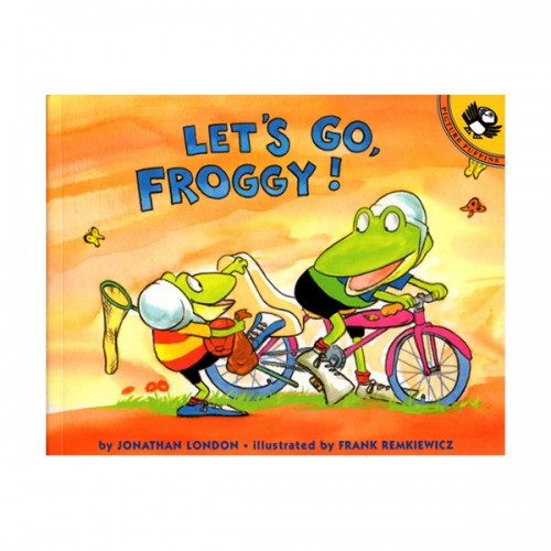 Let's Go Froggy! (Paperback)