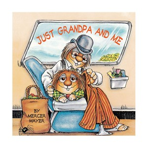 RL 1.9 : Little Critter Series : Just Grandpa and Me (Paperback)