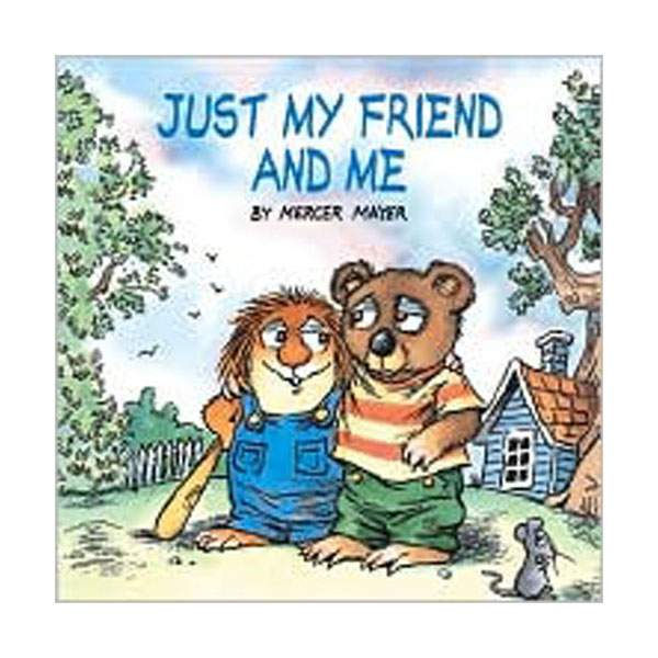 RL 1.9 : Little Critter Series : Just My Friend and Me (Paperback)