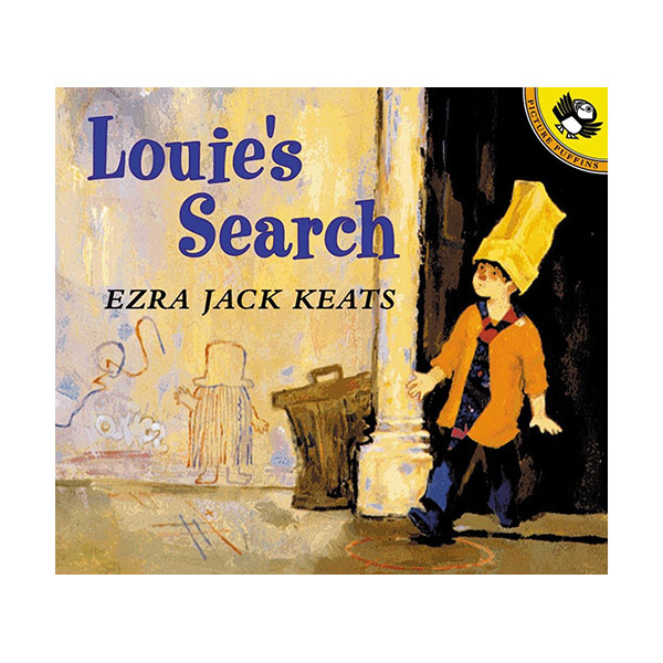 Louie's Search (Paperback)
