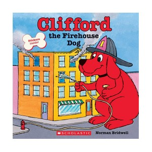 Clifford The Firehouse Dog (Paperback)