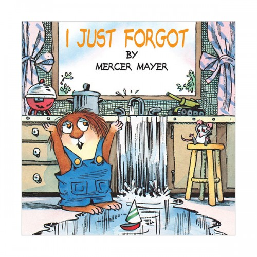 RL 2.0 : Little Critter Series : I Just Forgot (Paperback)