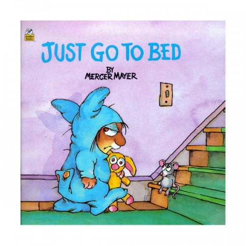 Little Critter Series : Just Go to Bed (Paperback)