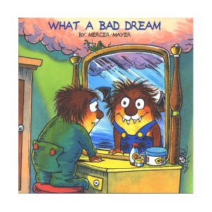RL 2.1 : Little Critter Series : What a Bad Dream (Paperback)