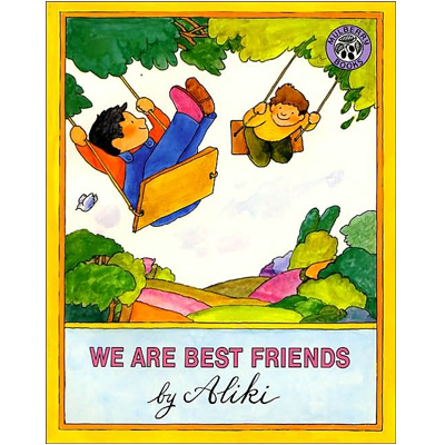 RL 2.1 : We Are Best Friends (Paperback)