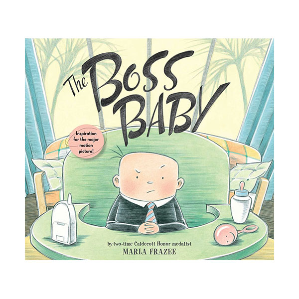 RL 2.2 : The Boss Baby (Paperback)