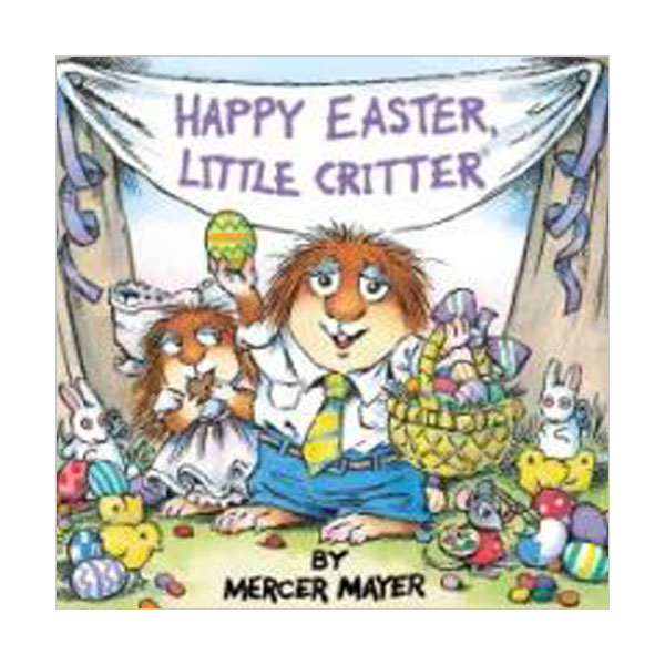 RL 2.3 : Little Critter Series : Happy Easter, Little Critter (Paperback)