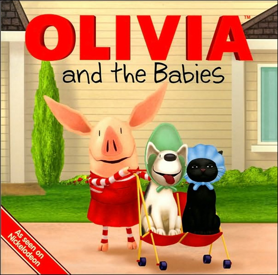 RL 2.4 : Olivia and the Babies (Paperback)