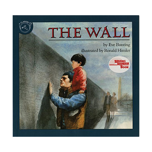 RL 2.4 : Reading Rainbow Books : The Wall (Paperback)