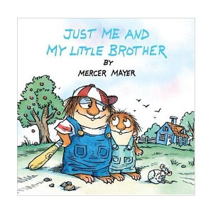 RL 2.5 : Little Critter Series : Just Me and My Little Brother (Paperback)