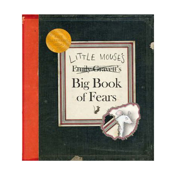 RL 2.5 : Little Mouse's Big Book of Fears (Paperback)