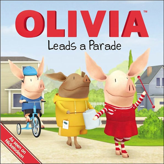 RL 2.5 : Olivia Leads a Parade (Paperback)