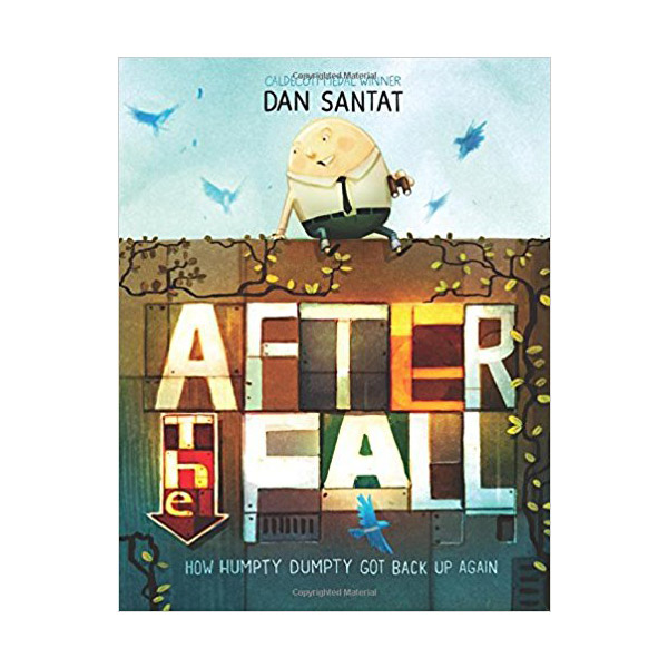 RL 2.6 : After the Fall : How Humpty Dumpty Got Back Up Again (Hardcover)