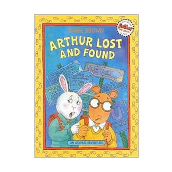 Arthur Adventures Series: Arthur Lost and Found (Paperback)