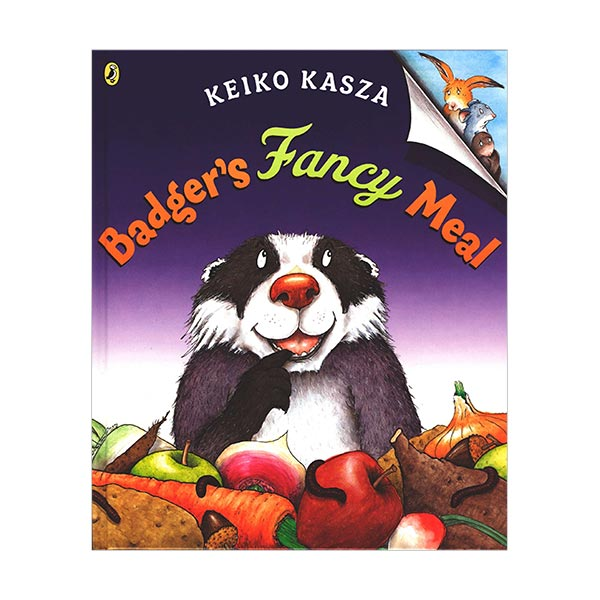 RL 2.6 : Badger's Fancy Meal (Paperback)