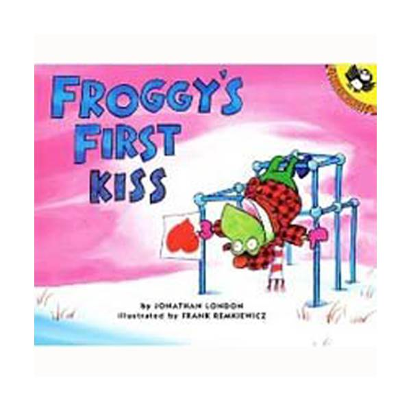 Froggy's First Kiss (Paperback)