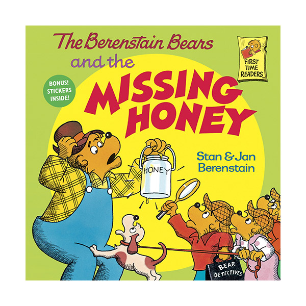 RL 2.6 : The Berenstain Bears and the Missing Honey (Paperback)