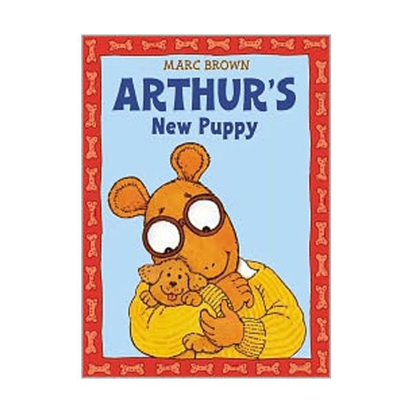 Arthur Adventures Series : Arthur's New Puppy (Paperback)