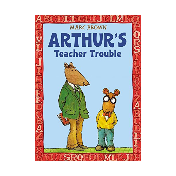 RL 2.7 : Arthur Adventures Series: Arthur's Teacher Trouble (Paperback)