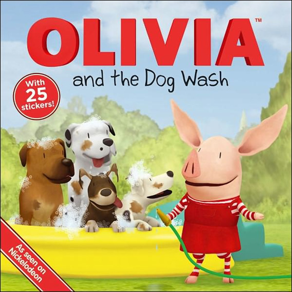 RL 2.7 : Olivia and the Dog Wash (Paperback)