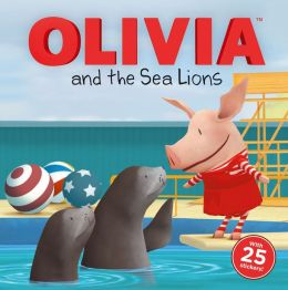 RL 2.7 : Olivia and the Sea Lions (Paperback)