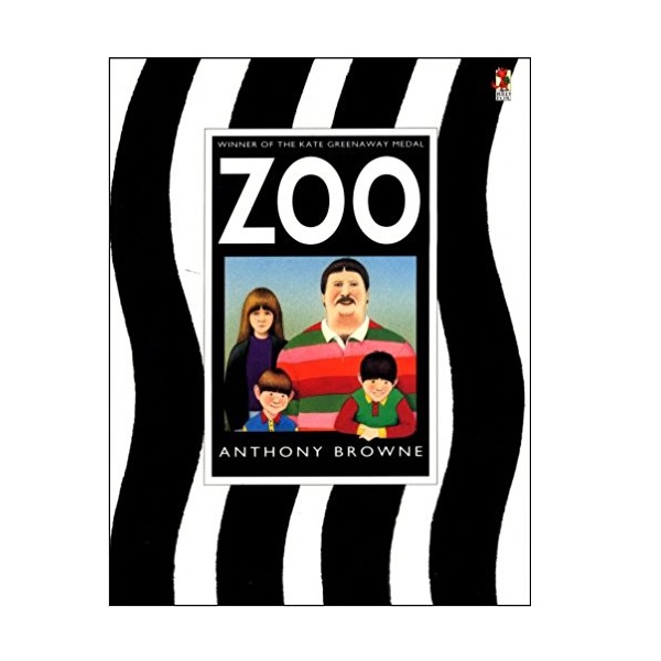 Anthony Browne : Zoo (Paperback, 영국판)
