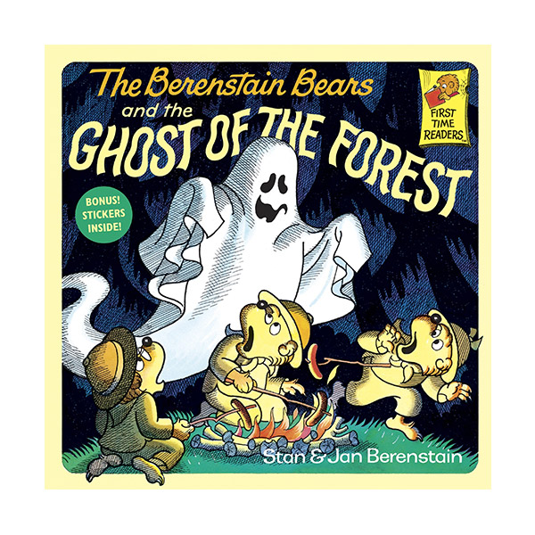 RL 2.8 : Berenstain Bears and the Ghost of the Forest [Paperback]