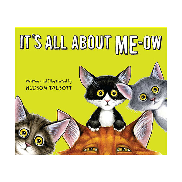 RL 2.8 : It's All About Me-Ow (Hardcover)