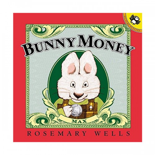RL 2.8 : Max and Ruby : Bunny Money (Paperback)
