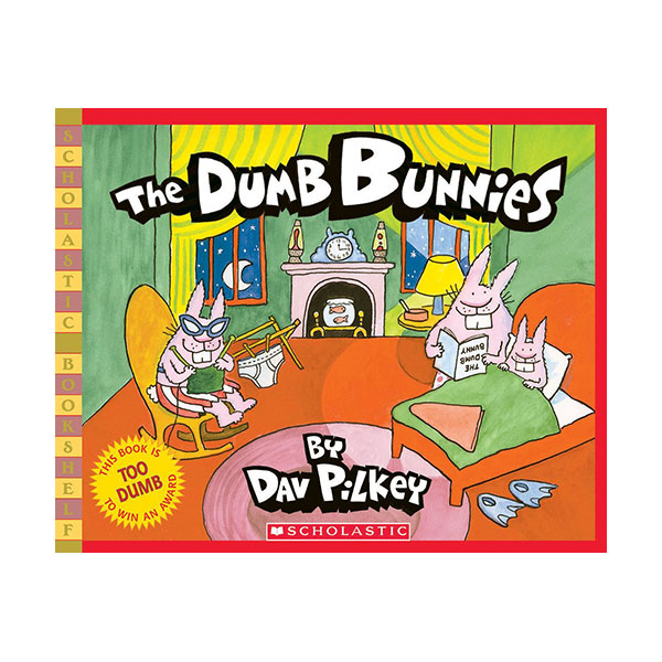 RL 2.8 : The Dumb Bunnies (Paperback)