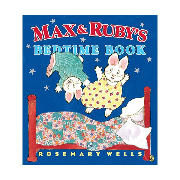 RL 2.9 : Max and Ruby's Bedtime Book (Paperback)