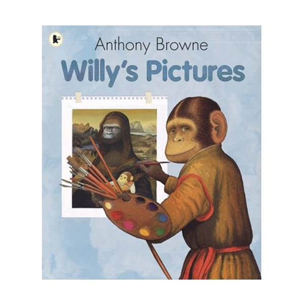 RL 3.0 : Anthony Browne : Willy's Pictures (Paperback)