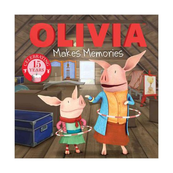 RL 3.0 : Olivia Makes Memories (Paperback, TV Tie-in)