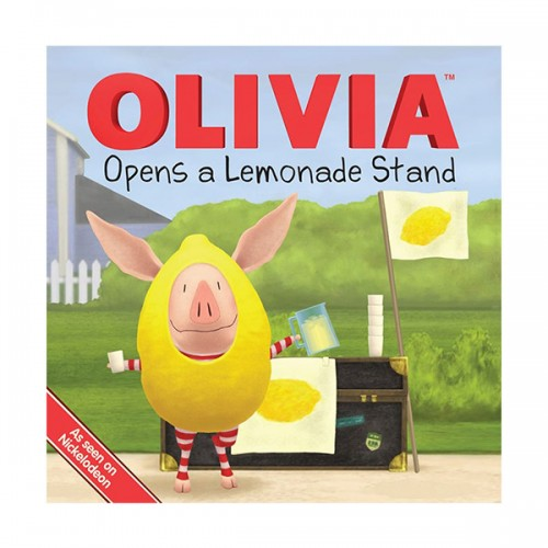 Olivia Opens a Lemonade Stand (Paperback)