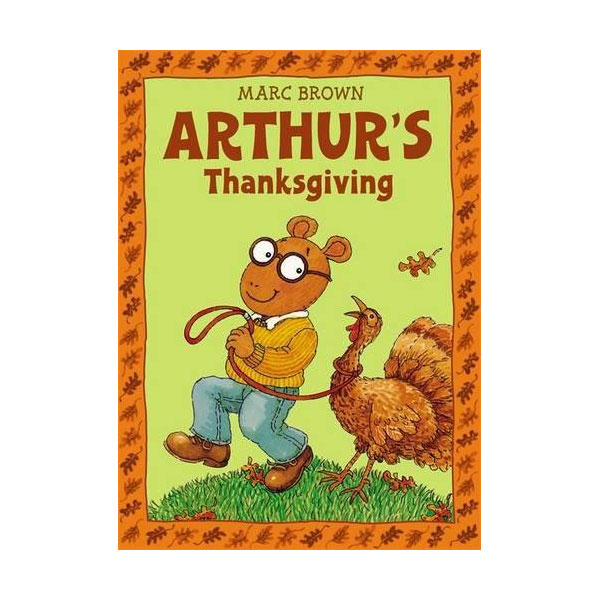 Arthur Adventure Series : Arthur's Thanksgiving (Paperback)