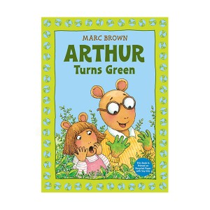 RL 3.1 : Arthur Adventures Series : Arthur Turns Green (Paperback)