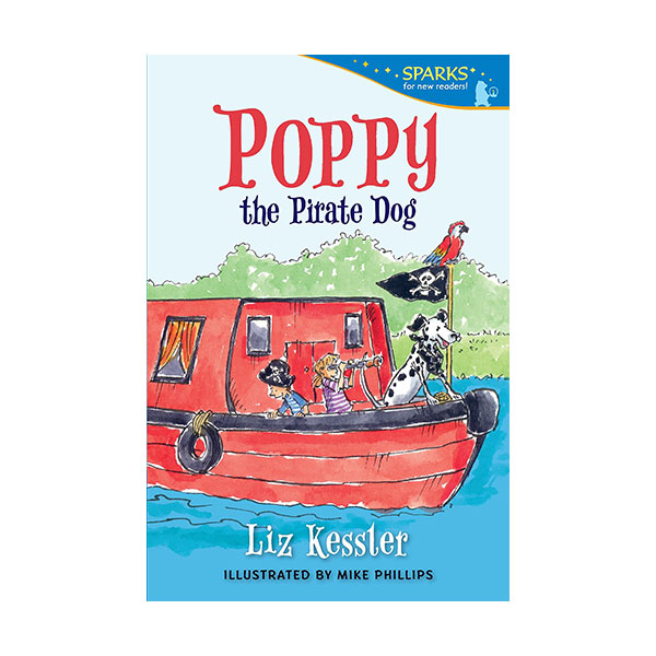 RL 3.1 : Candlewick Sparks : Poppy the Pirate Dog (Paperback)