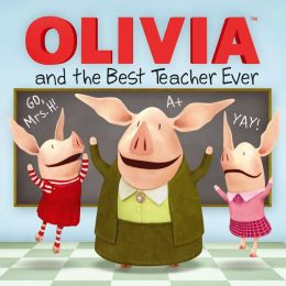 RL 3.1 : Olivia and the Best Teacher Ever (Paperback)