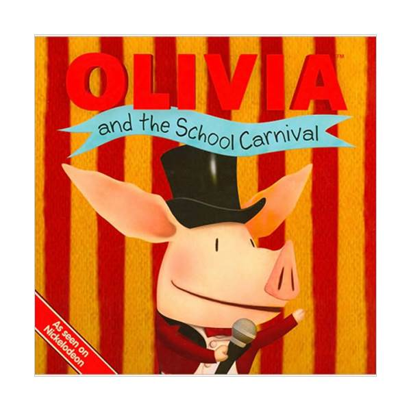 RL 3.1 : Olivia and the School Carnival (Paperback)