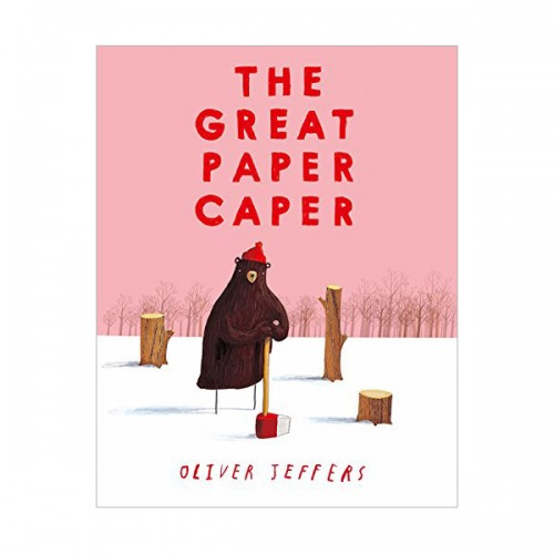 The Great Paper Caper (Paperback, 영국판)