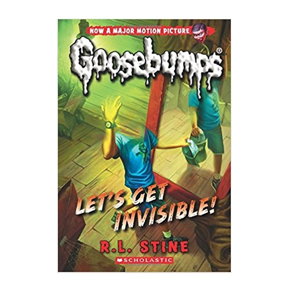 Classic Goosebumps #24 : Let's Get Invisible! (Paperback)
