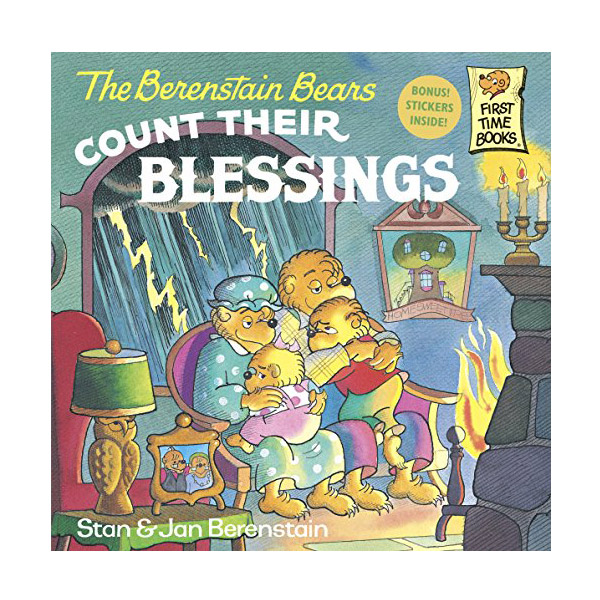 RL 3.2 : The Berenstain Bears Count Their Blessings (Paperback)