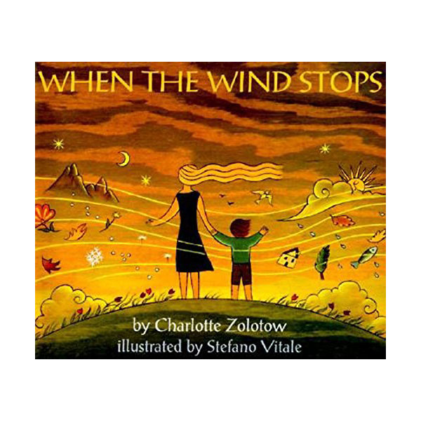 RL 3.2 : When The Wind Stops (Paperback)