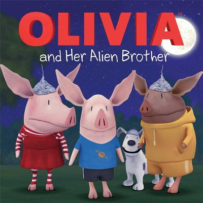 RL 3.3 : Olivia and Her Alien Brother (Paperback, TV Tie-in)