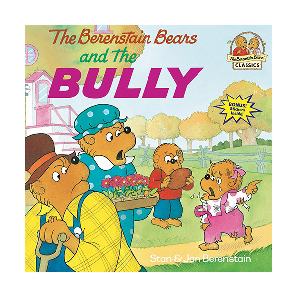 RL 3.4 : Berenstain Bears and the Bully (Paperback)
