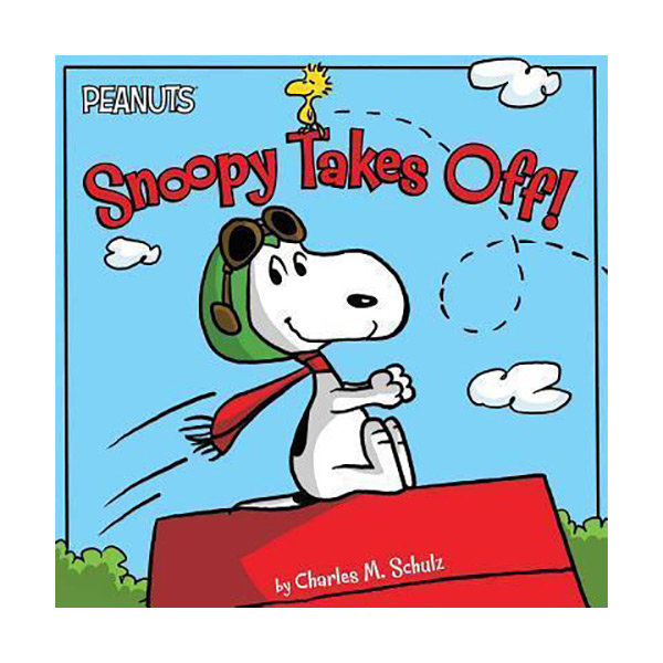 RL 3.4 : Peanuts : Snoopy Takes Off! (Paperback)