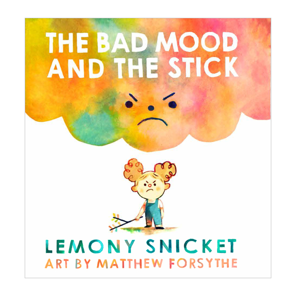 RL 3.4 : The Bad Mood and the Stick (Hardcover)