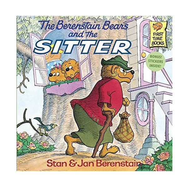 RL 3.4 : The Berenstain Bears and the Sitter (Paperback)